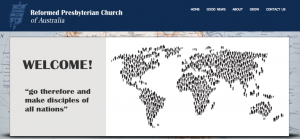Reformed Presbyterian Church of Austrlalia