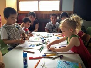 Sunday school - Primary